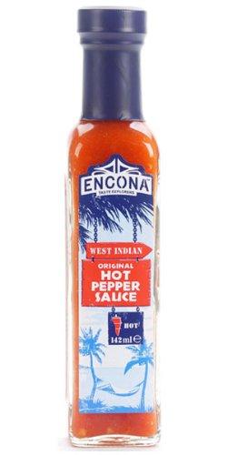 Encona Hot Pepper Sauce Original