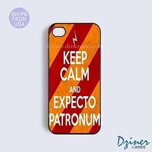 iPhone 6 Plus Tough Case - 5.5 inch model - Keep Calm Expecto Patronum iPhone Cover