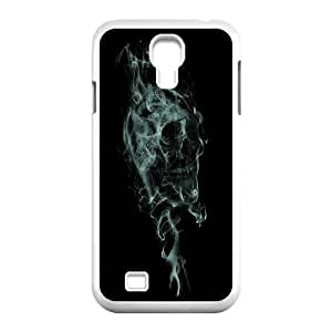 Skull art Pattern Hard Snap Cell Phone Case for For Samsung Galaxy Case S4 color18