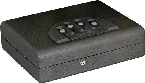Gun Vault GVMVB1000 MicroVault XL Biometric Safe