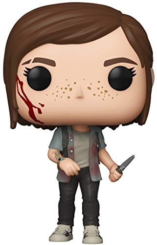 Pop! Games The Last of Us- Ellie