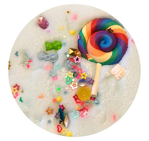 Candy Land Cloud Slime from Coco For Slime