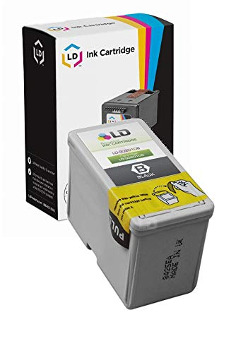 (LD Remanufactured Ink Cartridge Replacement for Epson S020108 (Black))