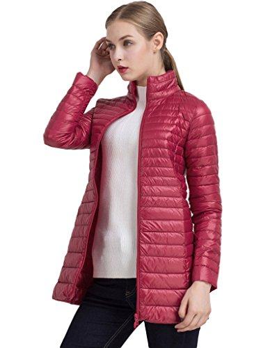 PERSUN Womens Quilted Lightweight Outwear