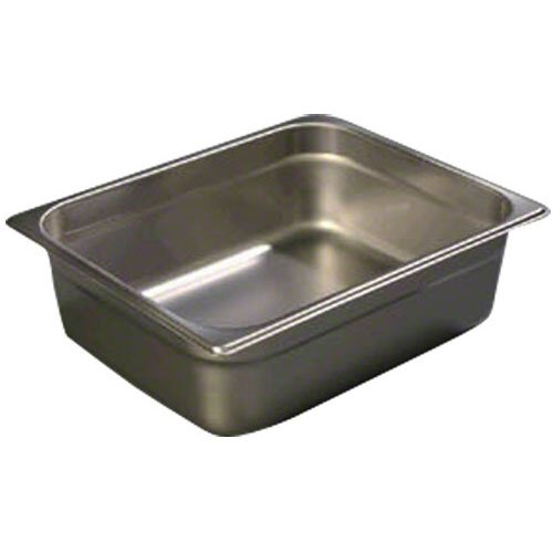 - American Metalcraft (CDWP26) Adagio Rectangular Chafer Water Pan Only