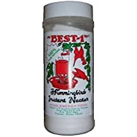 Best-1 Hummingbird Instant Nectar 14oz Container (Pack of 3)