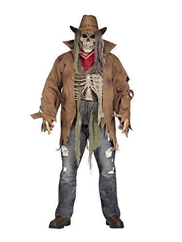 FunWorld Costumes Dead or Alive Men's Plus