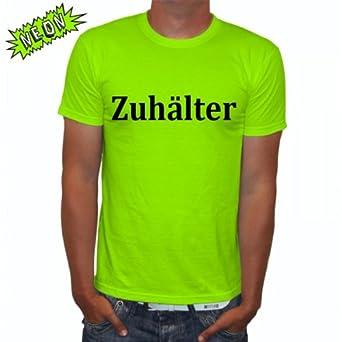 S bis XXXL - Herren-T-Shirt Gr PIMP P.I.M.P. KF