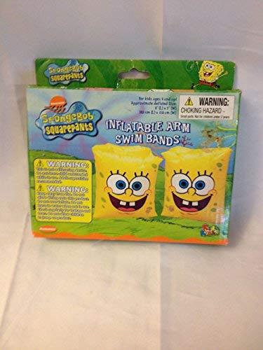 SpongeBob Squarepants Inflatable Arm Swim ()