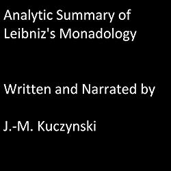 Analytic Summary of Leibniz's Monadology