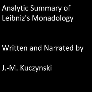 Analytic Summary of Leibniz's Monadology Audiobook