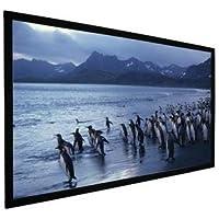 Accuscreens 92 Diagonal HDTV Fixed Soundscreen Matte White - Accuscreen 800018