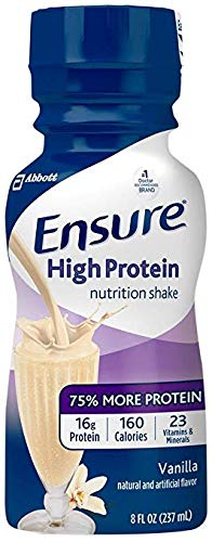 Ensure Original Nutrition Shake Milk Chocolate with Protein (Pack of 10)
