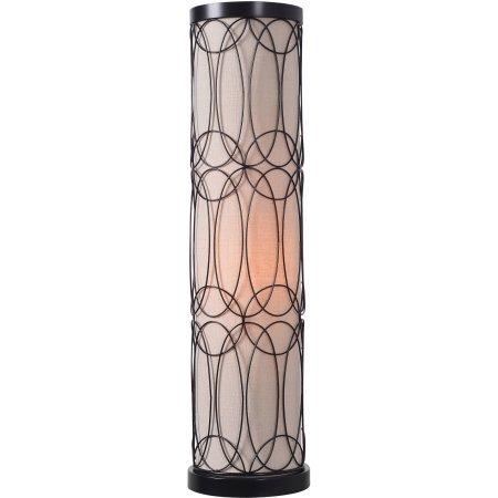 Kenroy Home Moon Table Lamp, Bronze - Hubbardton Forge Bronze Floor Lamp