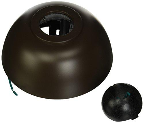 (Fanimation SCK1-52OB Sloped Ceiling Kit, 1-Inch, Oil Rubbed Bronze)