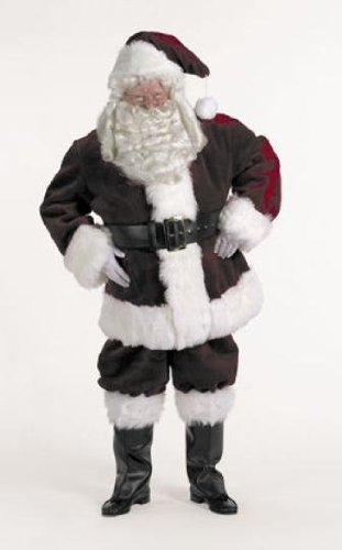 Majestic Santa Suit Adult - X-Large ()