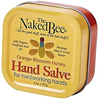 product image for The Naked Bee Hand & Cuticle Healing Salve (1.5 oz/Sunflower, Beeswax & Shea Butter)