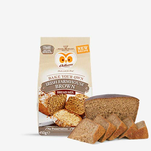 - Odlums Quick Bread Irish Farmhouse 450g (15.9oz)