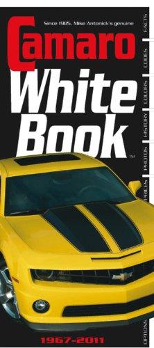 Camaro White Book 1967-2011