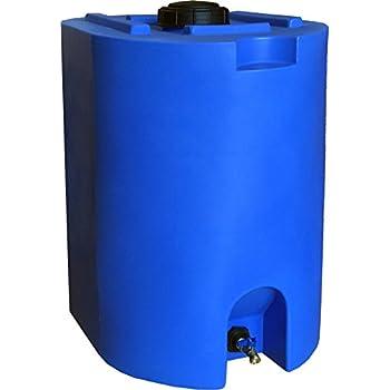 Amazoncom Er Emergency Ready 55 Gallon Water Storage Barrel Home