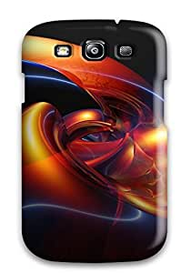 Special BrianJF Skin Case Cover For Galaxy S3, Popular D Phone Case
