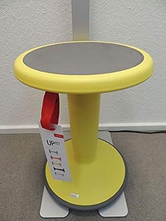 Sgabello regolabile multiuso ergonomico h/öhenverstellbar von ca 46 bis 65 cm Blu ghiaccio. Interstuhl
