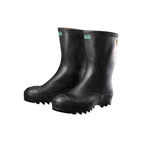 シモン 静電安全ゴム長靴 844静電靴 25.0cm 844S25.0 B00HYQIF32
