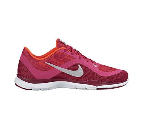 Naranja Metallic Silver Bright Nike Crimson Mujer de deporte 600 831578 Zapatillas pYwqRzv
