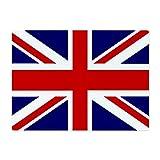 Glass Cutting Board Large British English Flag HD