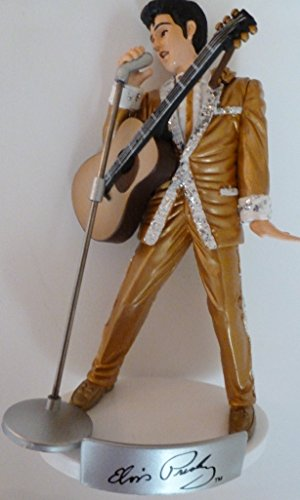 (Elvis is Collectible Ornament)