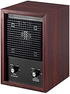 Pur Generador iónico de ozono Oficina en el hogar Viviente ...