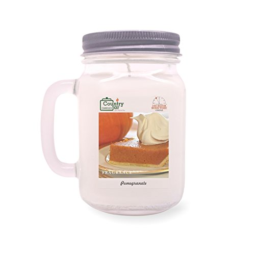 Country Jar Pumpkin Pie Soy Candle (14.5 oz. Mason Jar) Spring Pick-3 Sale! See Details.