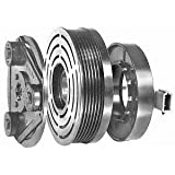 Four Seasons 47874 New Clutch Assembly