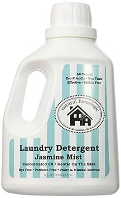 Natural HomeLogic Laundry Detergent - 50 fl oz