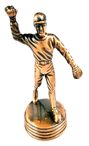 (Baseball Player Die Cast Metal Collectible Pencil Sharpener)