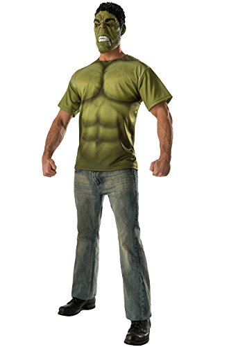 Rubie's Men's Hulk Adult Costume Top