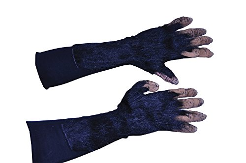 [Chimp Hands Halloween Costume - One Size Fits Most] (Chimp Hands Costume)