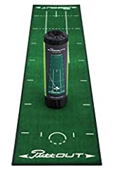 Pro Golf Putting Mat