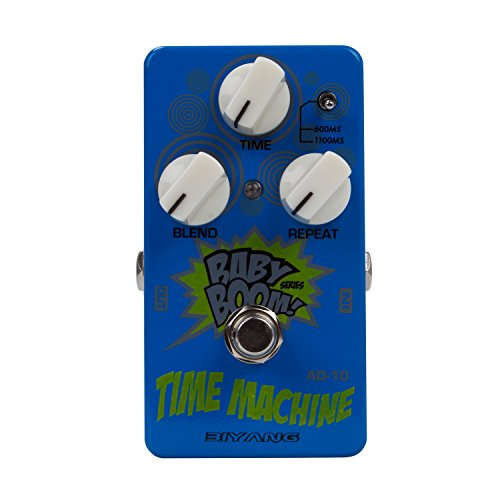 Chichitop Biyang Baby Boom AD-10 Electric Guitar Super Delay Effects Pedal Time Machine Analog
