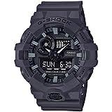 Watches : G-Shock GA700 Ana-Digi Gray