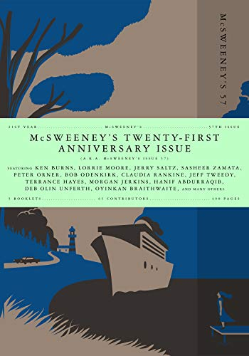 McSweeney's Issue 57 (McSweeney's Quarterly Concern): Twenty-first Anniversary Edition