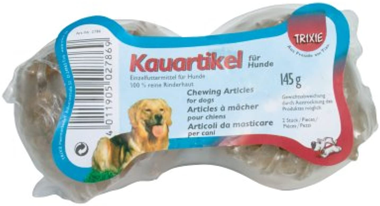 Pelota piel rellena de munchy envasado unitario TRIXIE para perros ...