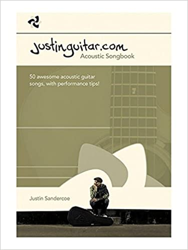Buy Justinguitar.Com: Acoustic Songbook Book Online at Low Prices in ...