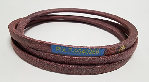 Pix Belt With Kevlar Made To FSP Specs To Replace MTD Cub Cadet Drive Belt 754-0266, 954-0266, 754-0266A, 954-0266A.