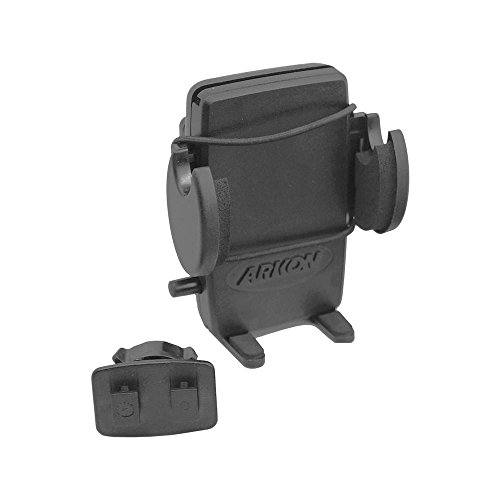 Universal Phone Cradle for Techmount Gen 4 Mounting Systems – Your Universal Smartphone Mount Will Enable You to Securely Mount your iPhone, Android, Blackberry, or Other Smartphones to Your Motorcycle and/or ATV.