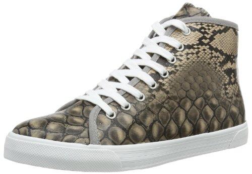 Mehrfarbig 907 Tamaris snake top Trend Slippers Femme Hi Multicolore xnxwgYqB8z