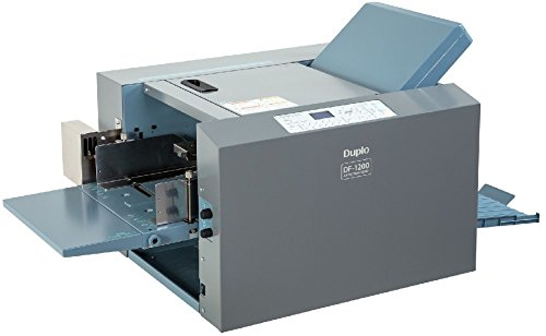 Duplo Automatic Paper Folder Model DF-1200 with Air Feed by Duplo