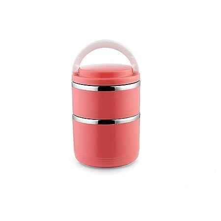 SHICCF Almuerzo aislado Bento Box Microondas Caja fuerte ...