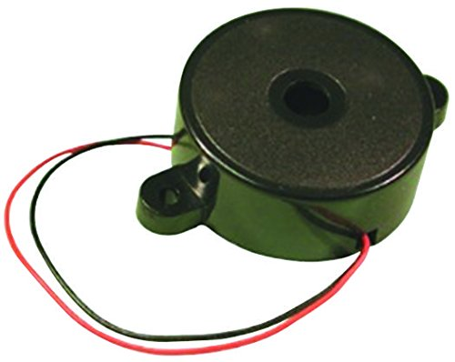 MALLORY PK-27N26WQ TRANSDUCER, PIEZO, 2.5KHZ, 90DB, 28VDC (50 pieces) by Mallory Sonalert Products
