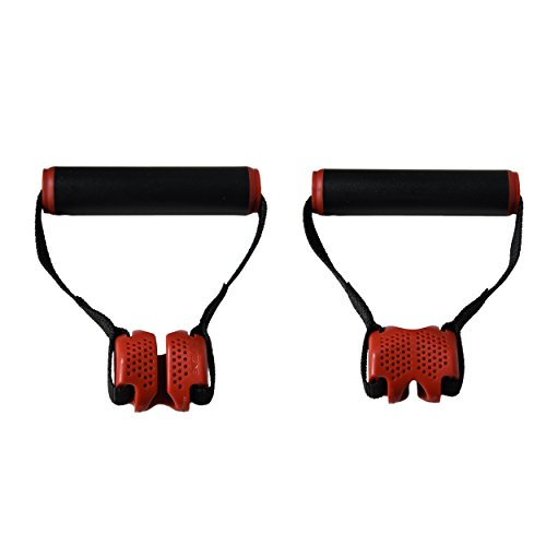 Baseline Max Flex Handle - Single Cable Pocket (Pair) One Size by Baseline